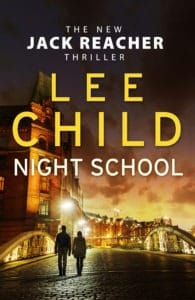 Reading order for jack reacher books