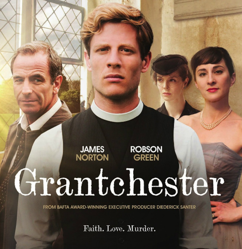Image result for série grantchester
