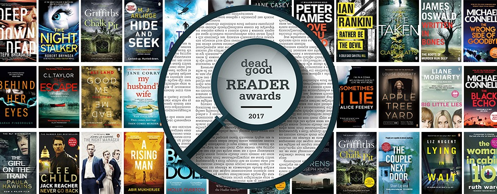 Dead Good Reader Awards 2017