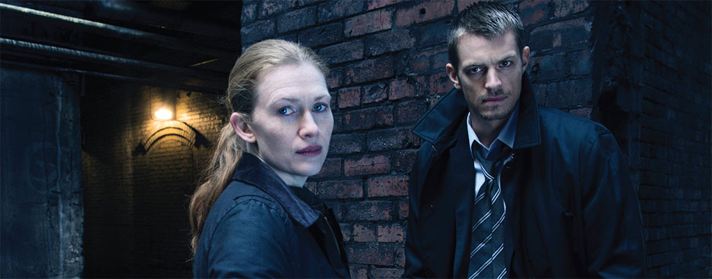 crime solving couples