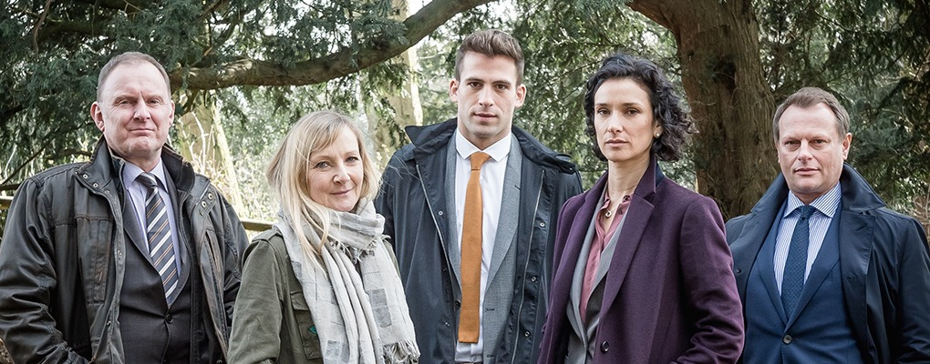 Paranoid, a crime drama on Netflix that fans of Broadchurch will enjoy