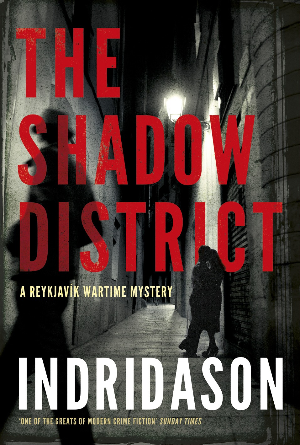Buy The Shadow District by Arnaldur Indridason