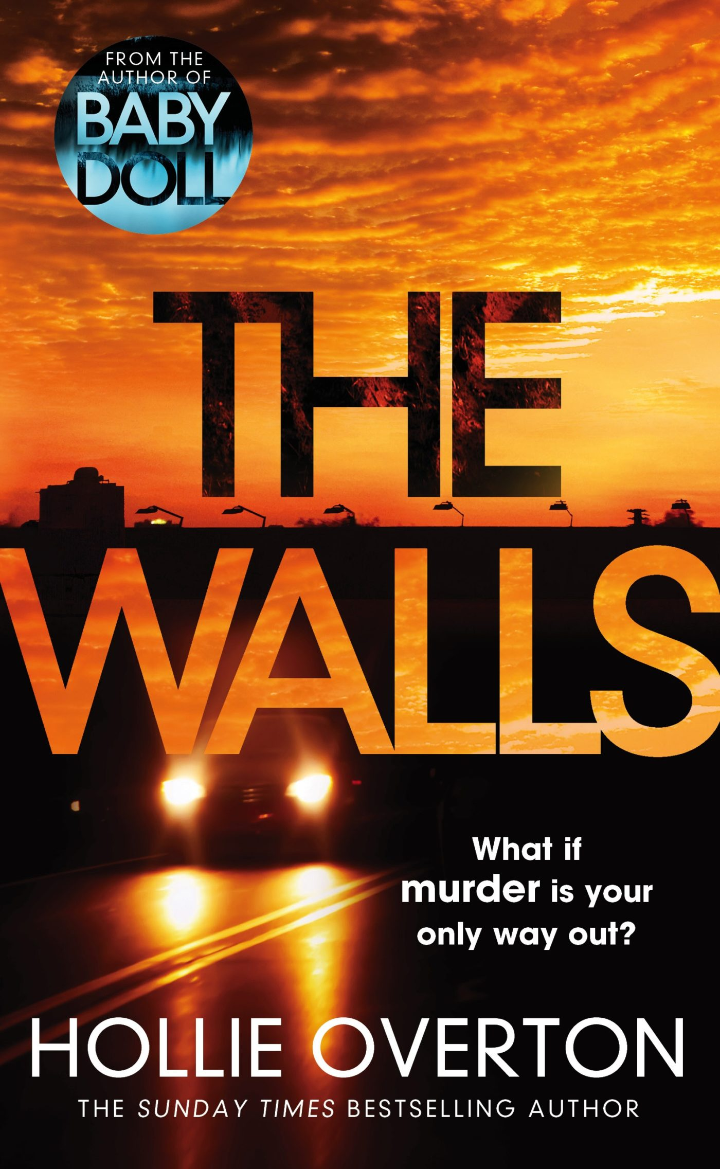 Buy The Walls by Hollie Overton