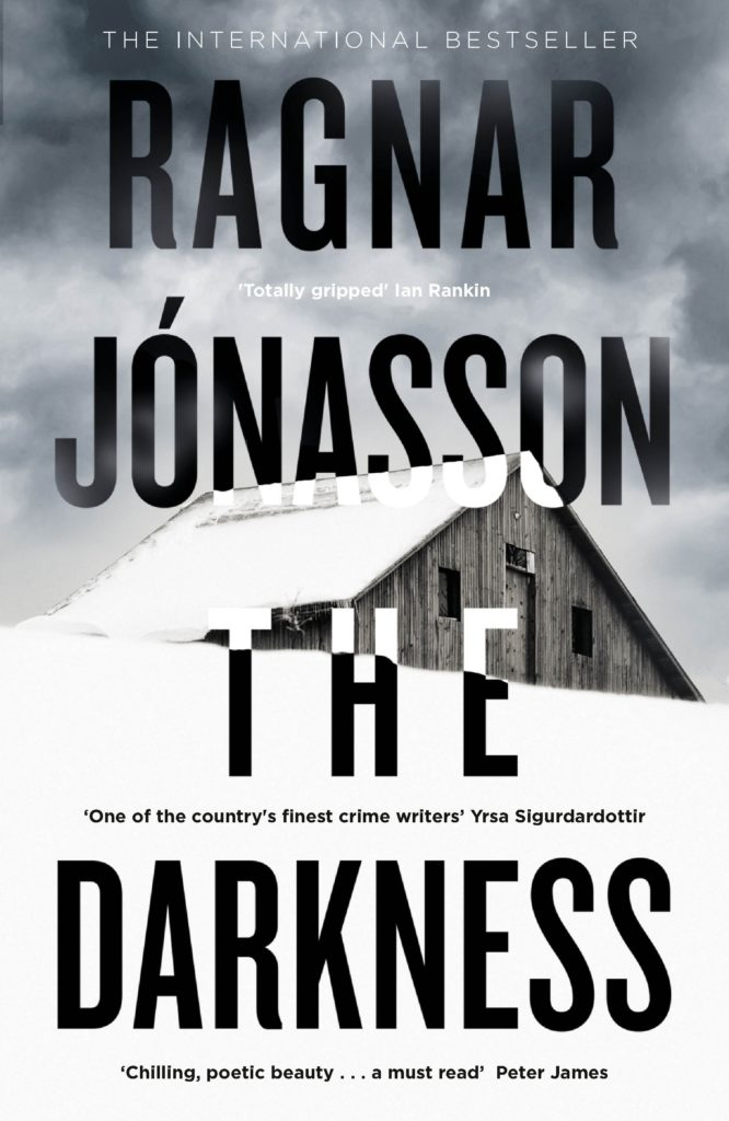 TheHidden Iceland The Darkness by Ragnar Jónasson