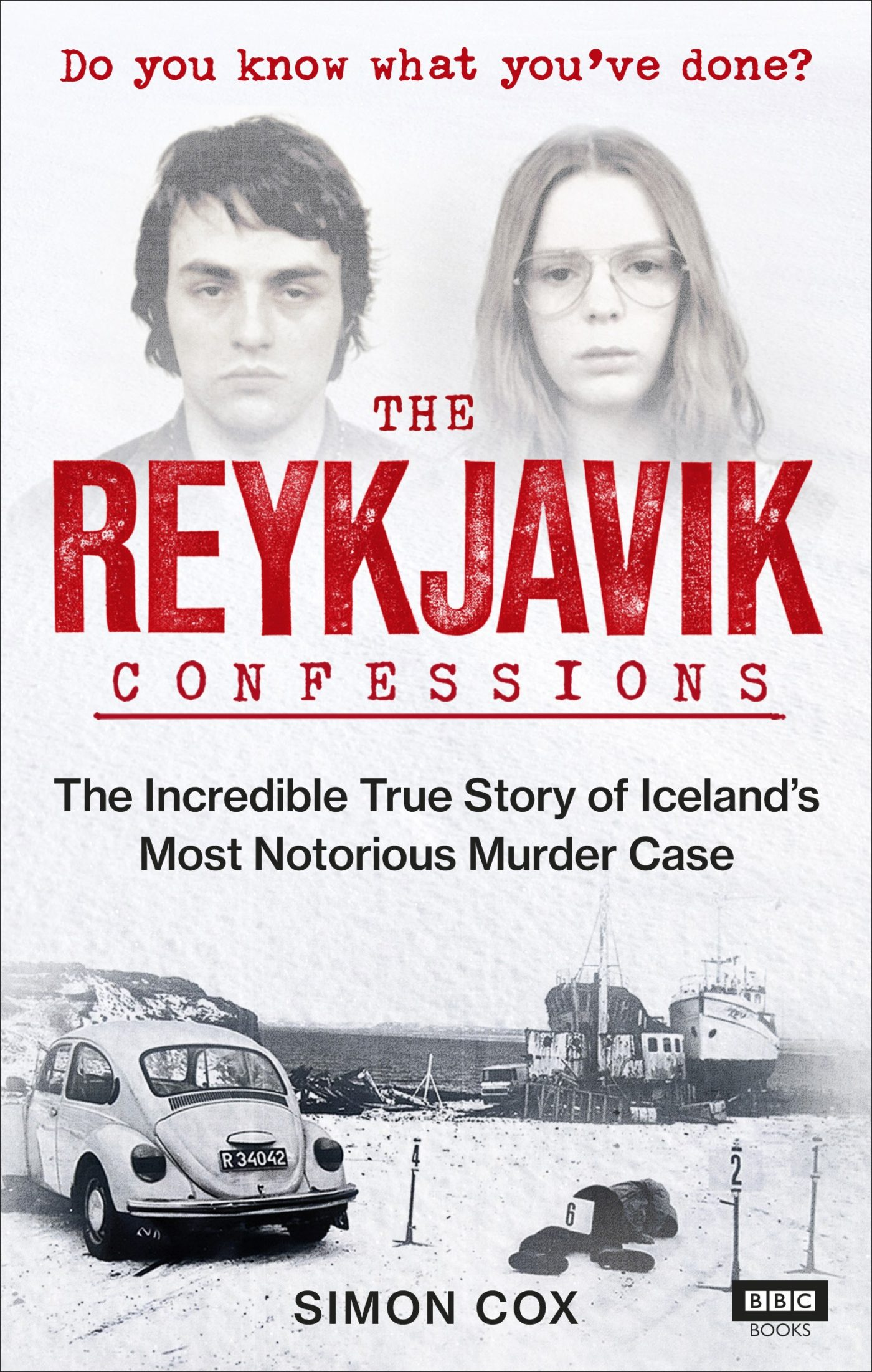 Buy The Reykjavik Confessions by Simon Cox