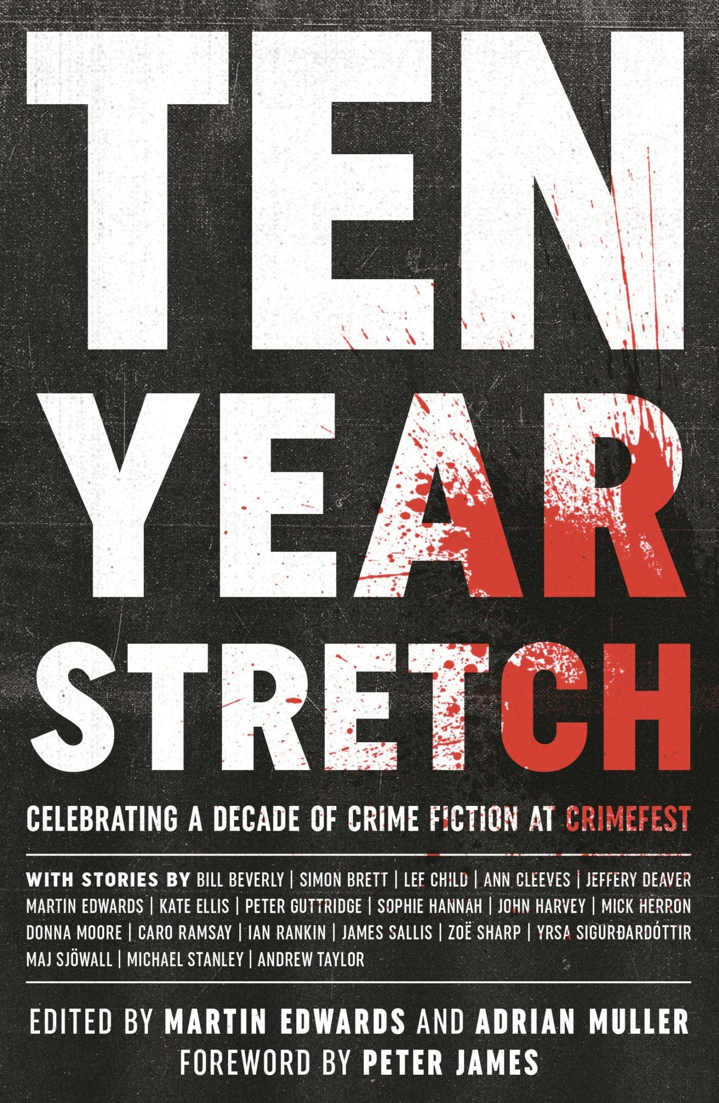 Buy Ten Year Stretch by Various Authors
