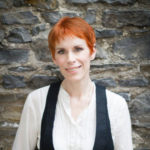 Tana French, author of The Searcher