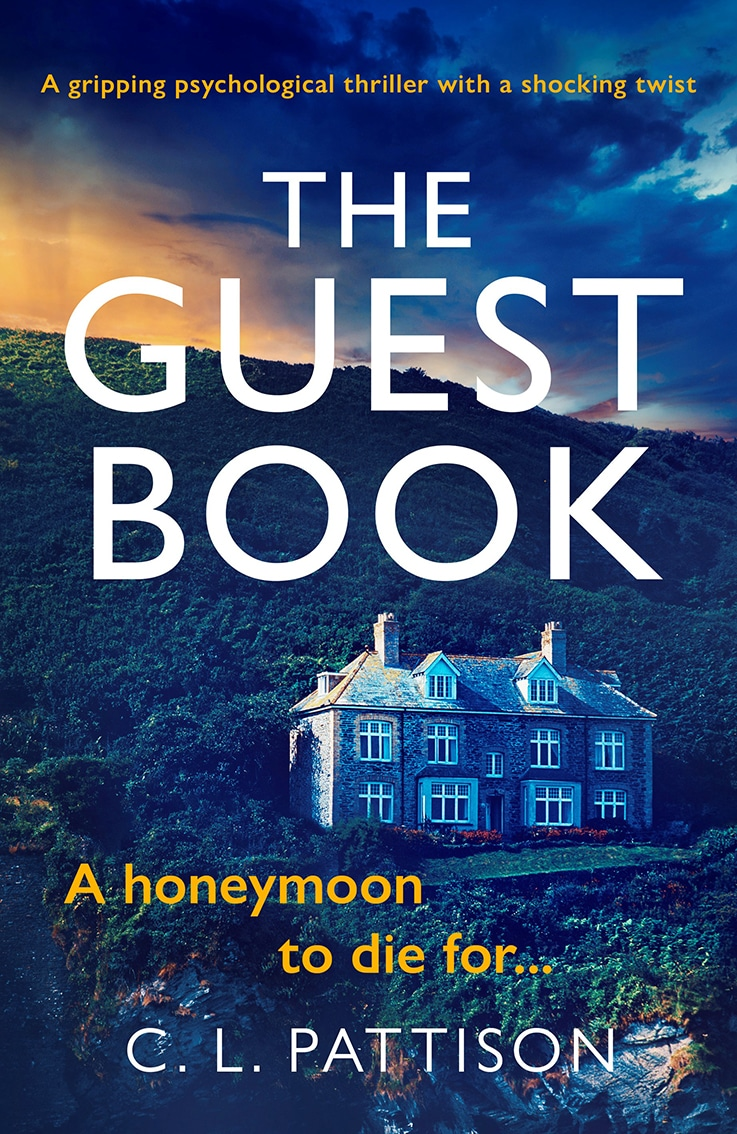 the guest book by c l pattison